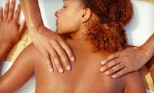 $50 for 60-Minute Therapeutic Massage at Rosca Therapeutic Massage