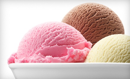 $4 for $7 at Mastro&#x27;s Ice Cream &amp; Frozen Yogurt Shoppe