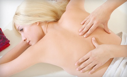 $35 for a One-Hour Massage at Glendale Chiro Care