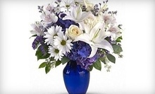 $33 for $50 at Abigail's Flowers