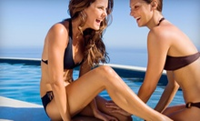 $15 for One Full-Body Airbrush Spray Tan at Antonio Michael Salon
