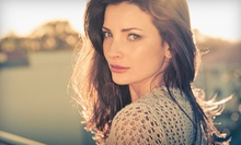 $38 for a Shampoo, Deep Conditioning Treatment, Cut, and Style at Hair By Shannon Matthews