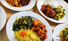 $10 for $20 at Flavors of East Africa