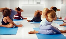 $8 for a Drop-In Fast Slow Flow Yoga Class at 7 p.m. at Mula Yoga Therapy