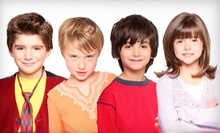 $12 for Children's Haircut  at Snip-Its (North Andover)