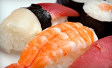 $20 for $40 at Blue Fin Sushi Bar &amp; Restaurant