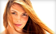 $85 for a Women's Cut, Partial Highlight, Blow Out and Style at Blown Salon