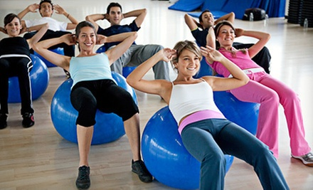 $8 for a 5:30pm Hot Flash Class at Hot Mamas Fitness
