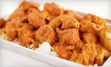 $10 for $20 at Moksha Restaurant Bar &amp; Lounge