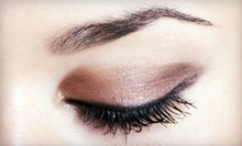 C$59 for a Full Upper Set of Mink Eyelash Extensions  at LM Beauty Clinic