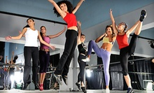 $5 for a  Zumba Class at 9:30 a.m. at Zumba People