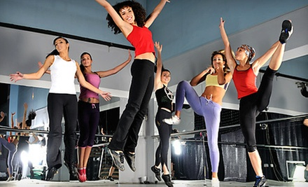 $5 for a Zumba Class at 6:45 p.m. at Zumba People