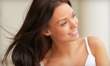 $25 for a Haircut, Blowdry and Style at New Image Beauty Salon