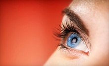 $30 for  Eyebrow and Eyelash Tint with Adelia at David's Beautiful People