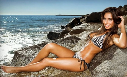 $10 for a Mystic Spray Tan at Tropical Tan Seattle