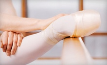 $7 for a 2 p.m. Beginning Adult Ballet Barre Fitness Class at Scottsdale Adult Ballet Fitness