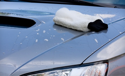 $29 for a Meguires Super Synthetic Spray Hand Wax  at Agoura Hills Car Wash