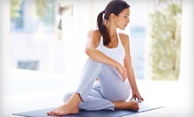 $15 for 8:20pm Drop In Yoga Class at Namaste Yoga of Kensington