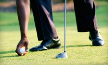 $12 for Nine Holes of Golf for Two People at Eagle Landing Golf Course
