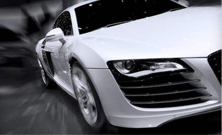 $29 for a Full Serve Car Wash, Meguiars Buff & Wax and 4 Mat Clean  at Algonquin Auto Wash & Detail