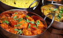 $10 for $20 at Ghazal Indian Cuisine