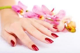 $17 for Full Set of Acrylic Nails at Top Cuts