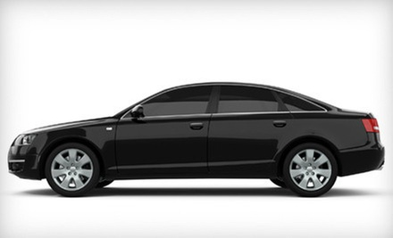 $99 for Window Tinting for a Four-Door Sedan  at Mike's Tint Shop