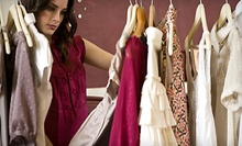 $20 for $40 Worth of Women's Apparel and Accessories at L.A.+JO