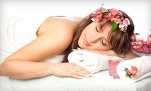 $54 for De-stress &amp; Tension Massage at La Ritz Spa and Salon