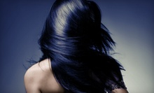 $49 for a Haircut Package and Moroccan Oil Hair Treatment at Angela's Salon &amp; Boutique