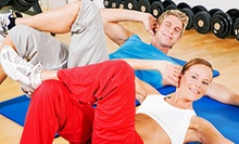 $6 for a 6 p.m. BodyPump Class at All Out Fitness