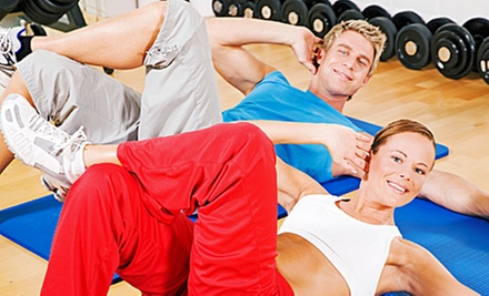 $6 for a 11:15 a.m. BodyPump Class at All Out Fitness