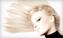 $84 for Women's Partial Highlights at Hair By Mary Odean