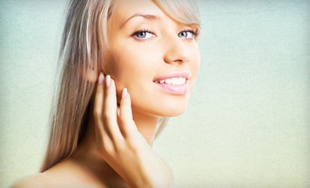 $75 for a Haircut, Style and Full Highlights (up to $130 value)  at The Cutting Crew