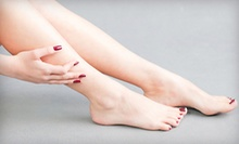 $35 for a Shellac Manicure and Spa Pedicure at Pure Luxe