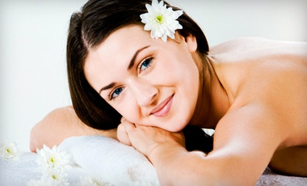$38 for a 60-Minute Hot Stone Massage  at Up Close Beauty, Max