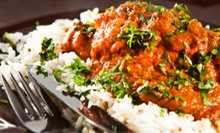 $12 for $25 at Raaga Restaurant