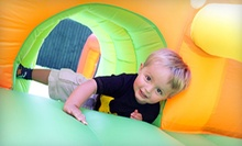 $12 for a Open Play Session for 2 Kids at Bounce &amp; Play