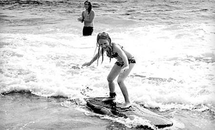 $74 for a Surf Lesson at Whitlock Industries, Inc