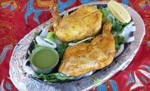 $10 for $20 at Great India Cafe