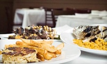 $12 for $20 at Chef Tony's Restaurant