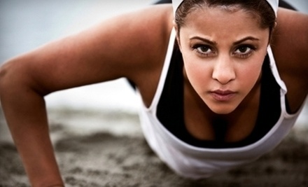 $5 for a 30 Minute Lunch Hour Boot Camp at 11 a.m.  at Freedom Fitness