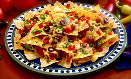$10 for $20 at La Hacienda San Francisco