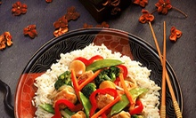 $15 for $20 at Kublai Khan - Katy