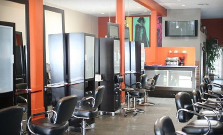 $18 for a Blowout at Jacques Michael Salon