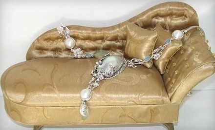 $20 for $40 at Maola&#x27;s Silver Imports