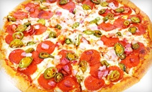 $12 for $20 at Bob's Rocket Pizza