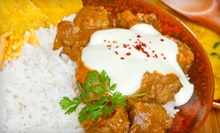 $12 for $20 at Mount Everest India's Cuisine