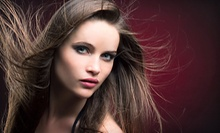 $60 for Women's Cut, Blowdry, & One Touch Color or Partial Highlight at Hair by Jemal