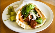 $7 for $10 at King O Falafel